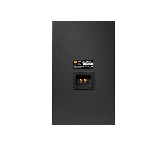 "L82 Classic - Blue - 8"" (200mm) 2-way Bookshelf Loudspeaker - Back"