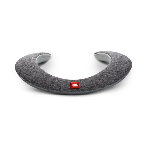 JBL SOUNDGEAR - Grey - Wearable wireless sound - Front