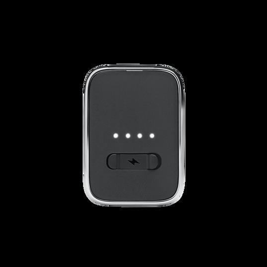 UA Project Rock True Wireless X - Engineered by JBL - Black - In-Ear Sport Headphones - Detailshot 8