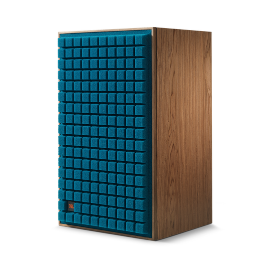"L100 Classic - Blue - 12"" (300mm) 3-way Bookshelf Loudspeaker - Detailshot 1"