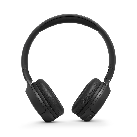 JBL TUNE 500BT - Black - Wireless on-ear headphones - Front