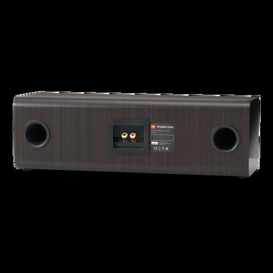 "Studio 225C - Brown - 2.5-way Dual 4"" Center Channel Loudspeaker - Back"