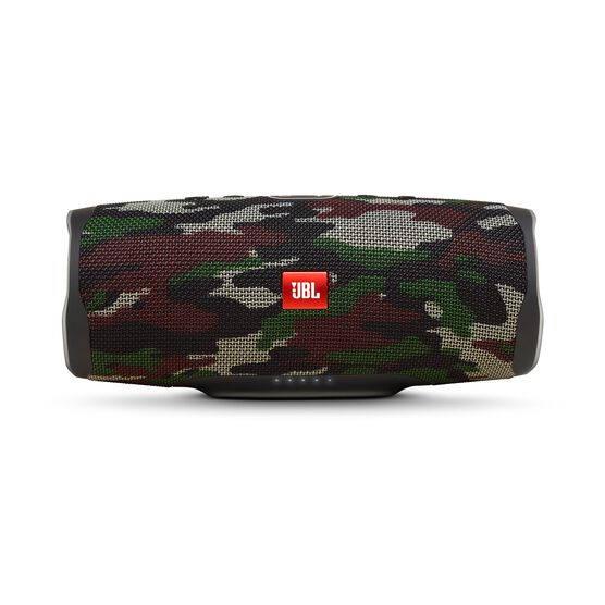 JBL Charge 4 - Squad - Portable Bluetooth speaker - Hero