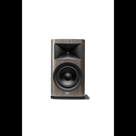 HDI-1600 - Grey Oak - 2-way 6.5-inch (165mm) Bookshelf Loudspeaker - Hero