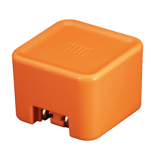 JBL USB AC adapter 5V/2.3A - Orange - Hero