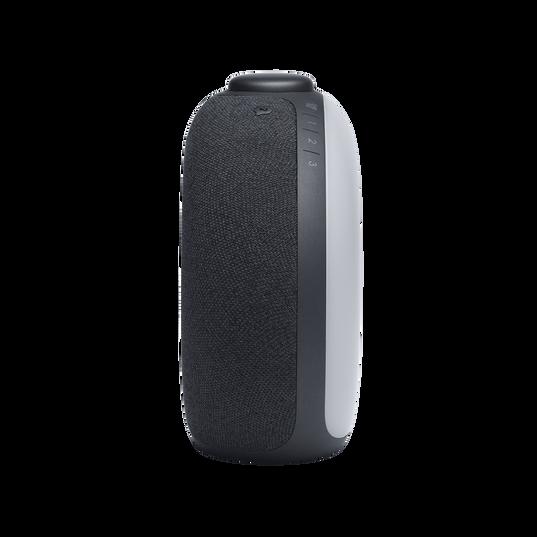 JBL Horizon 2 FM - Black - Bluetooth clock radio speaker with FM - Left