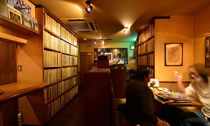 JBLが聴ける店・埼玉・志木BUNCA07