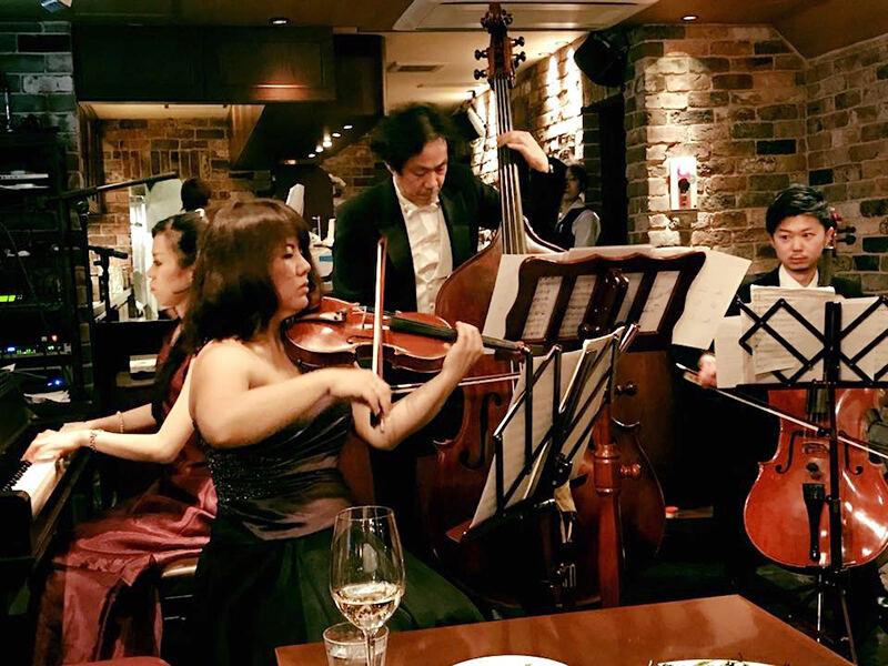 JBLが聴ける店・名古屋・中村区 Jazz & Cafe BASSLINE 08