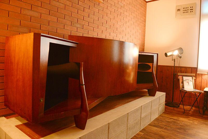 JBLが聴ける店・滋賀・大津 ユースホステル和邇浜青年会館 05