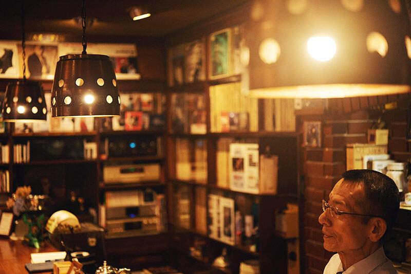 JBLが聴ける店・JAZZ&自家焙煎珈琲 パラゴン07