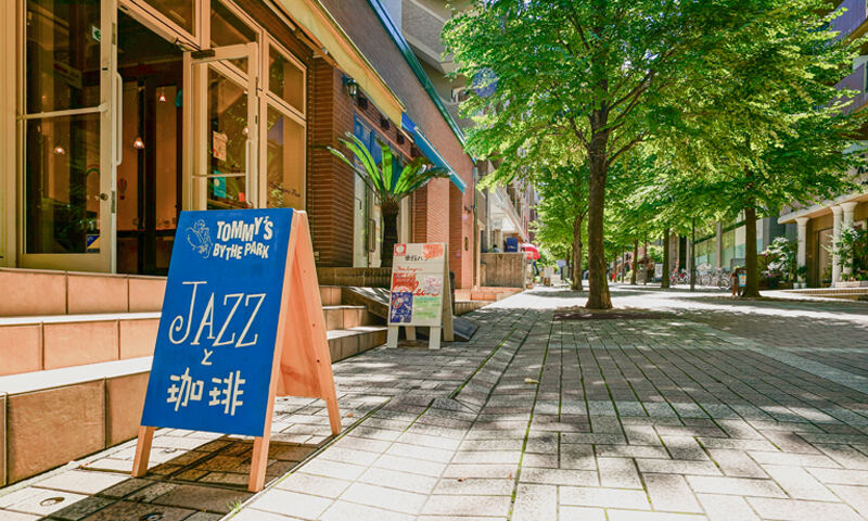 JBLが聴ける店・仲町台・TOMMY'S BY THE PARK01