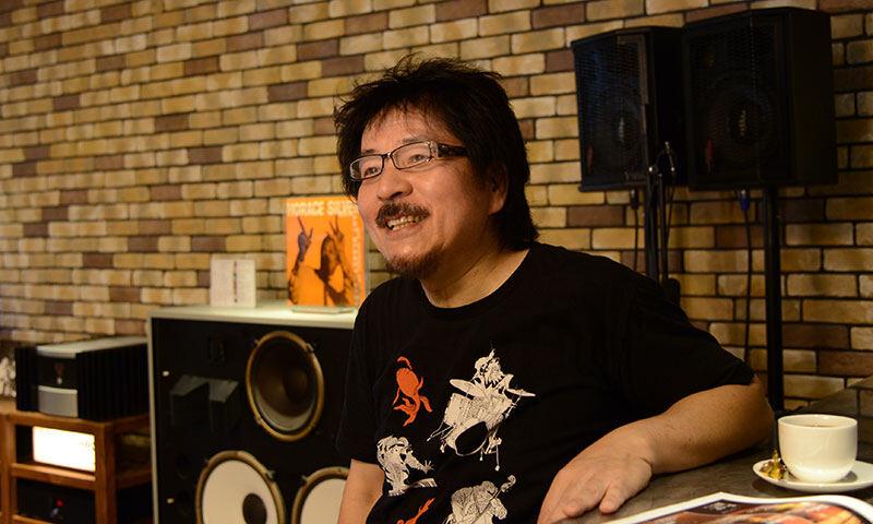 JBLが聴ける店・水戸・JAZZ ROOM CORTEZ03