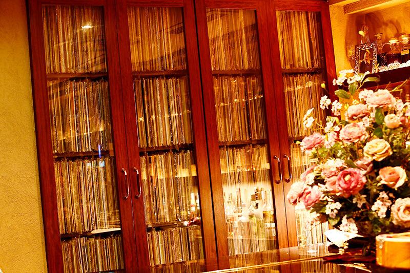 JBLが聴ける店・大阪・北新地・Meursault 2nd Club 07