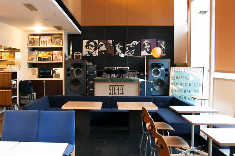 JBLが聴ける店・STEREO COFFEE04