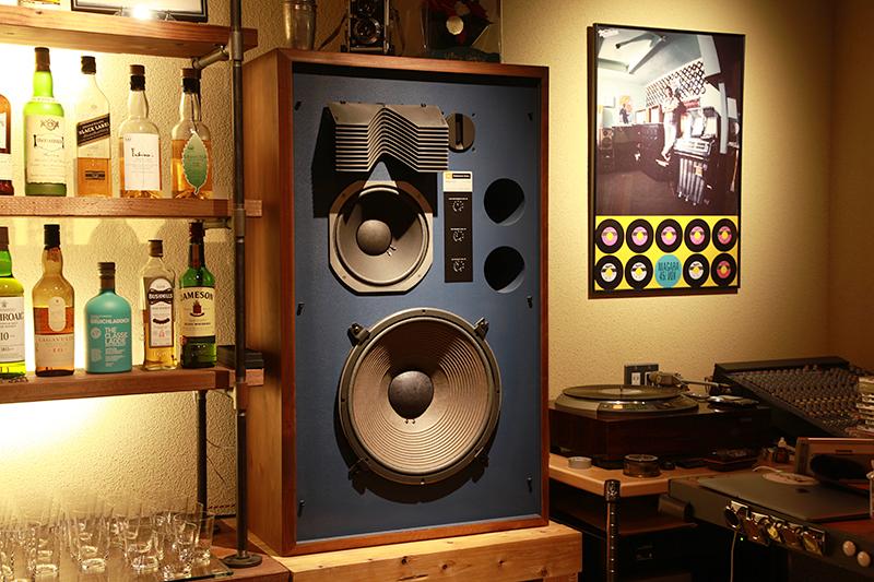 JBLが聴ける店・大阪・豊中・BAR FUN2 05