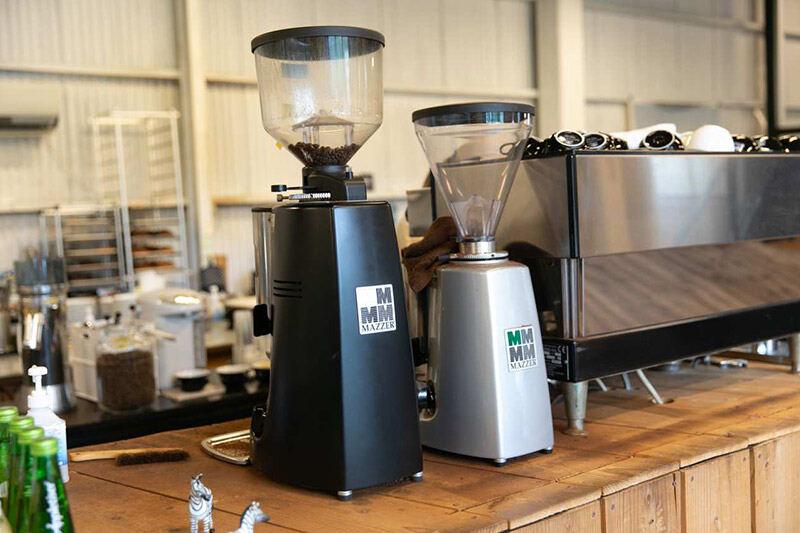 JBLが聴ける店・ZEBRA Coffee & Croissant06