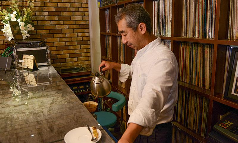 JBLが聴ける店・水戸・JAZZ ROOM CORTEZ07