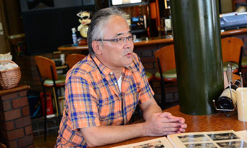 JBLが聴ける店・埼玉・朝霞・JAZZ 喫茶 海 02