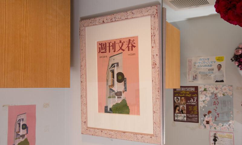 JBLが聴ける店・赤坂・ボロンテール02