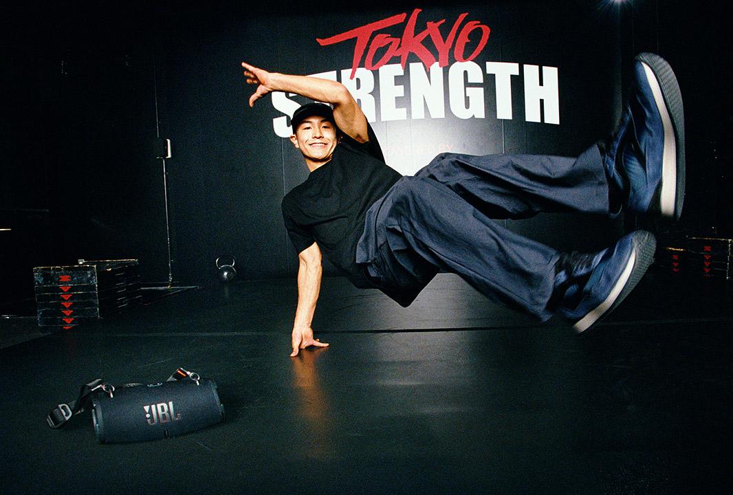 ダンサー Shigekix