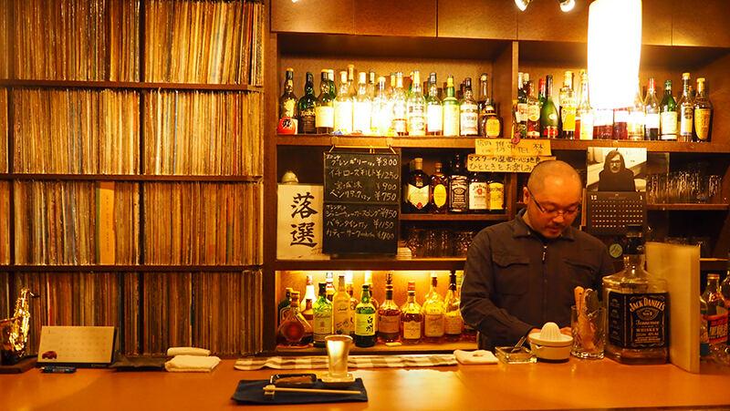 JBLが聴ける店・東京 三軒茶屋・Jazz Inn Uncle Tom 01