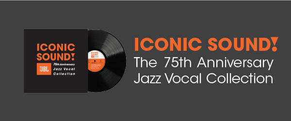 ICONIC SOUND! 75th Anniversary Jazz Vocal Collection