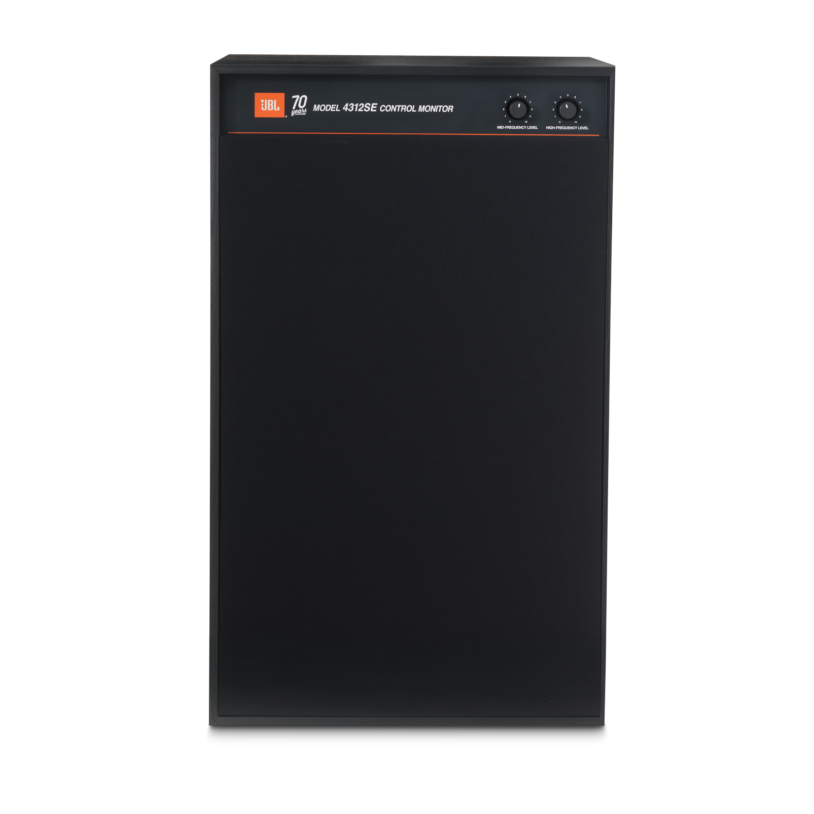4312SE - Black - JBL 4312SE Studio Monitor Bookshelf Loudspeaker - Detailshot 2