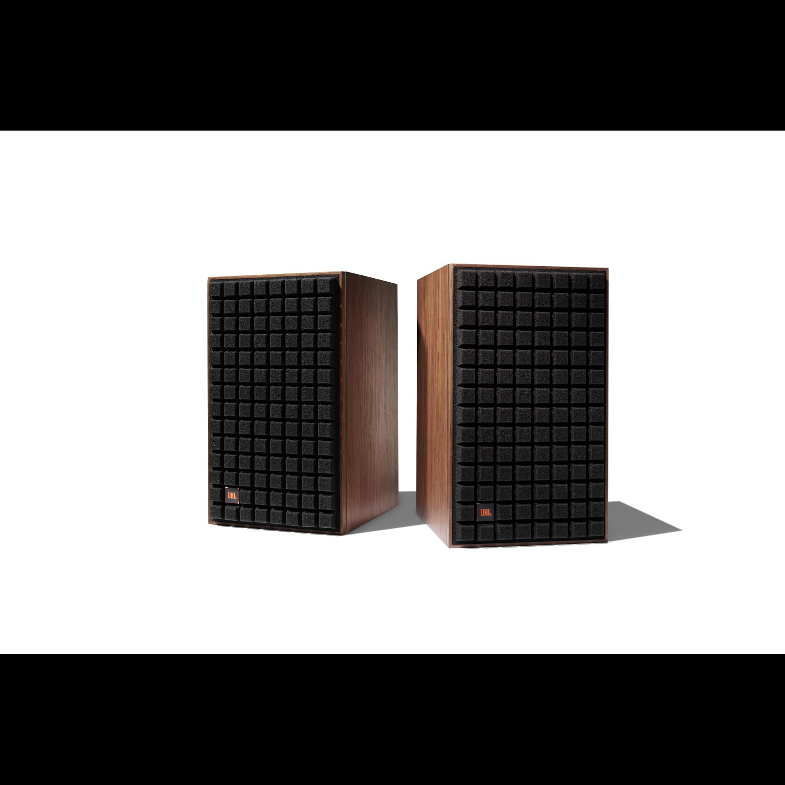 L82 Classic - Black - 2-way 8-inch (200mm) Bookshelf Loudspeaker - Hero