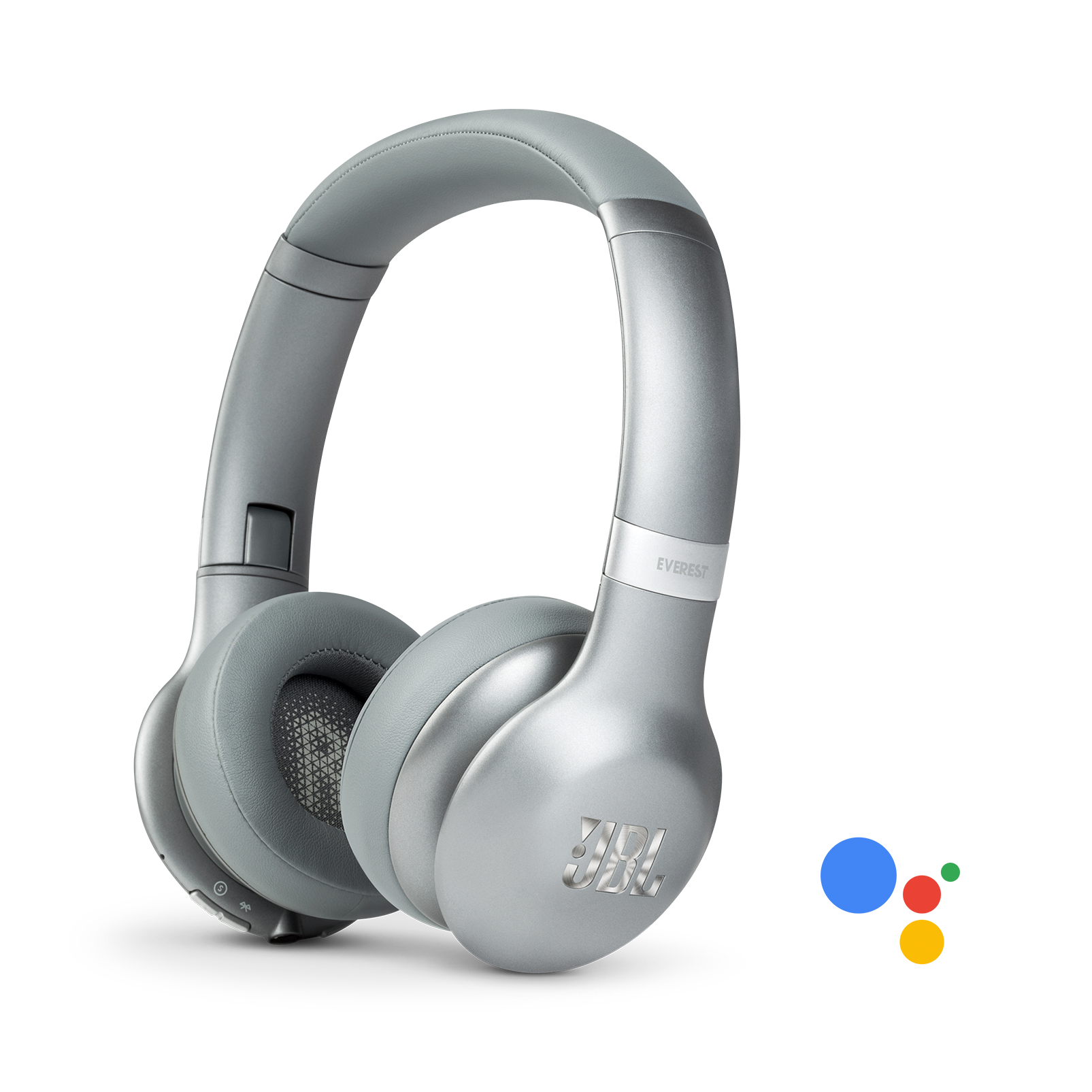 EVEREST™ 310GA - Silver - Wireless on-ear headphones - Hero