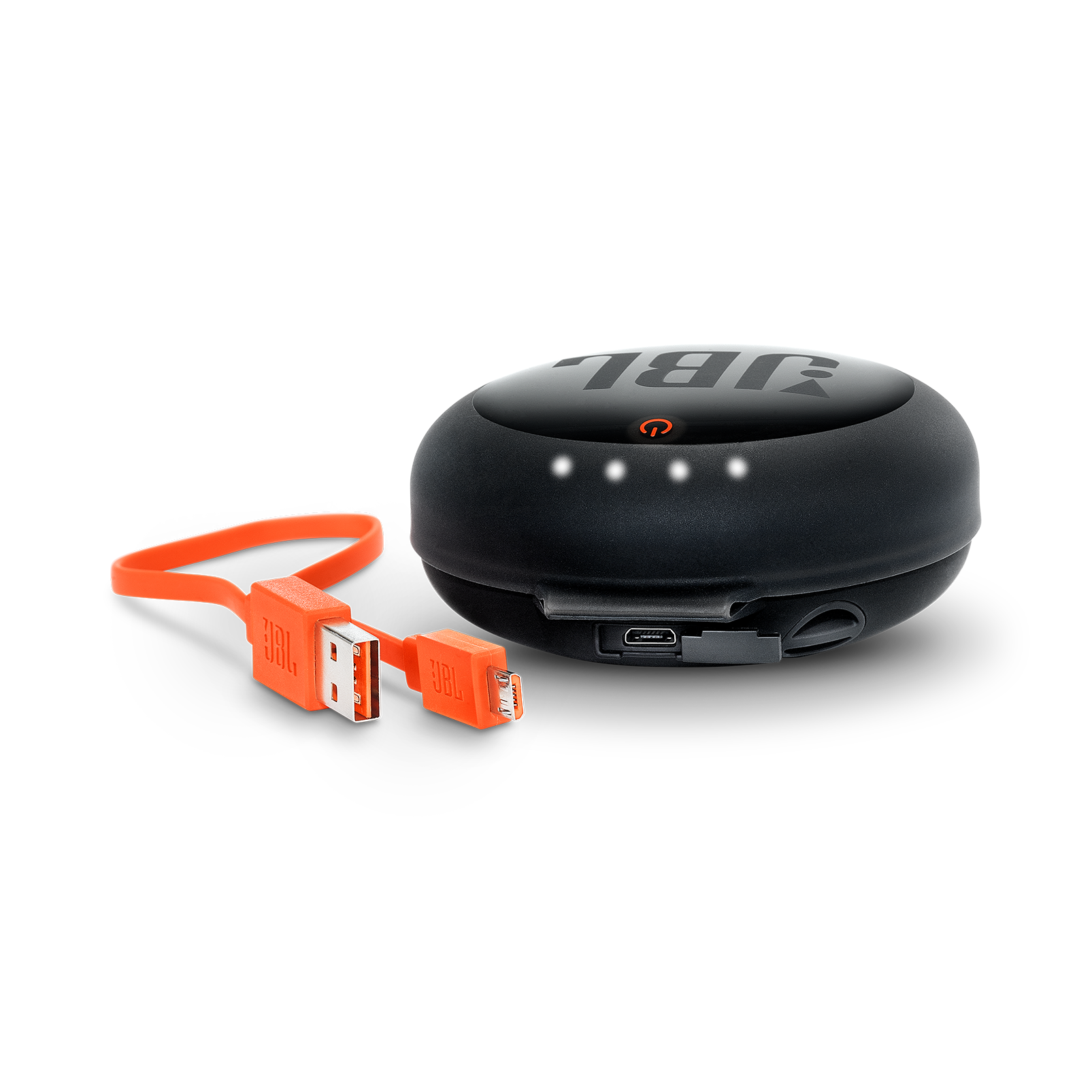 JBL Headphones Charging Case - Black - Headphones charging case - Detailshot 1