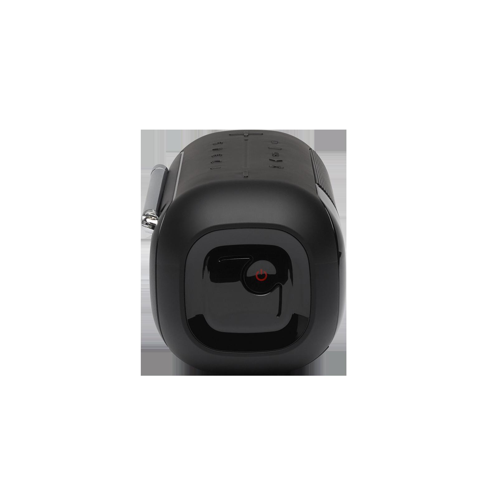 JBL Tuner 2 FM - Black - Portable FM radio with Bluetooth - Detailshot 1